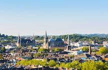Aix-la-Chapelle : point de rencontre entre l'Allemagne, la Belgique et les Pays-Bas !
