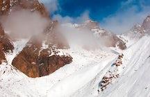 Explore gorgeous Manshuk Mametova Lake in Almaty