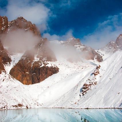 Erkunden Sie den wunderschönen Manshuk Mametova See in Almaty