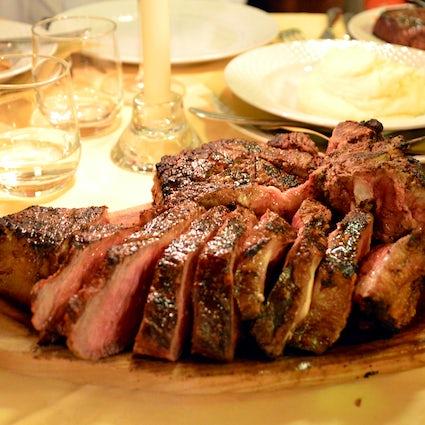 De lekkerste steaks van Florence