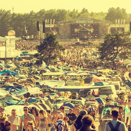 The biggest music festivals in Lithuania