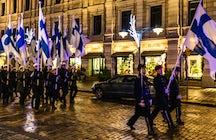 Como passar o Dia da Independência em Helsínquia