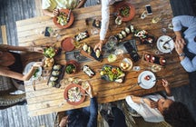 Delicious Vegetarian & Vegan Spots in Prague
