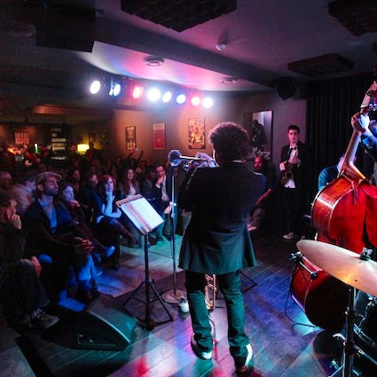 Hot Clube de Portugal - the oldest active jazz club in Europe!