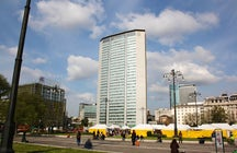 Milan's skyline: Pirelli Tower