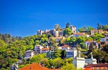 Trsat e seu castelo, o fiel guardião de Rijeka
