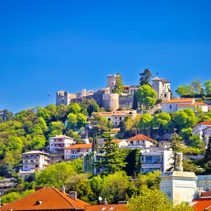 Trsat and its castle, the faithful guardian of Rijeka
