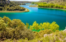 The Mirrors of La Mancha - Ruidera Lakes