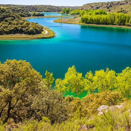 The Mirrors of La Mancha - Ruidera Lakes