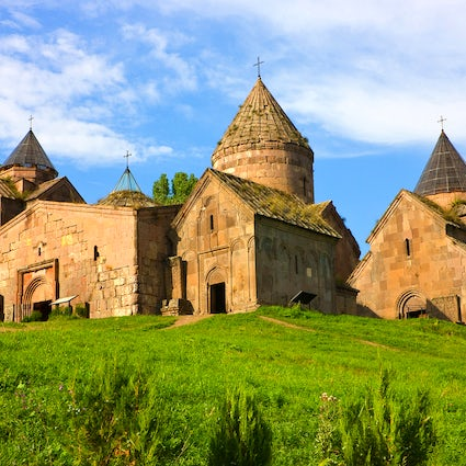 Hidden gems - Goshavank Monastery and Lake Gosh