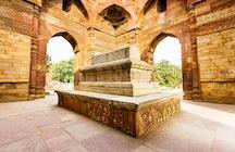 Complejo Qutub: una adumbración de Delhi