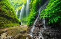 The kingdom of water: Madakaripura Waterfall in East Java