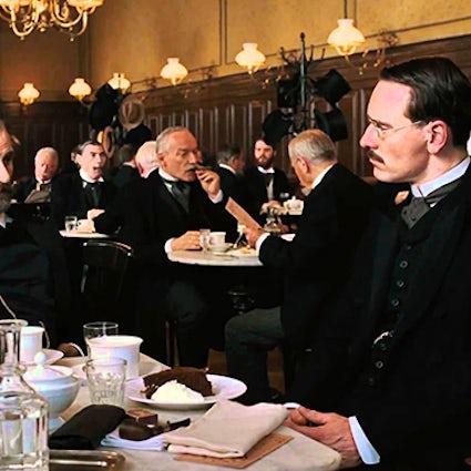 Vienna e il Café Sperl - Autentico set per i film di Hollywood