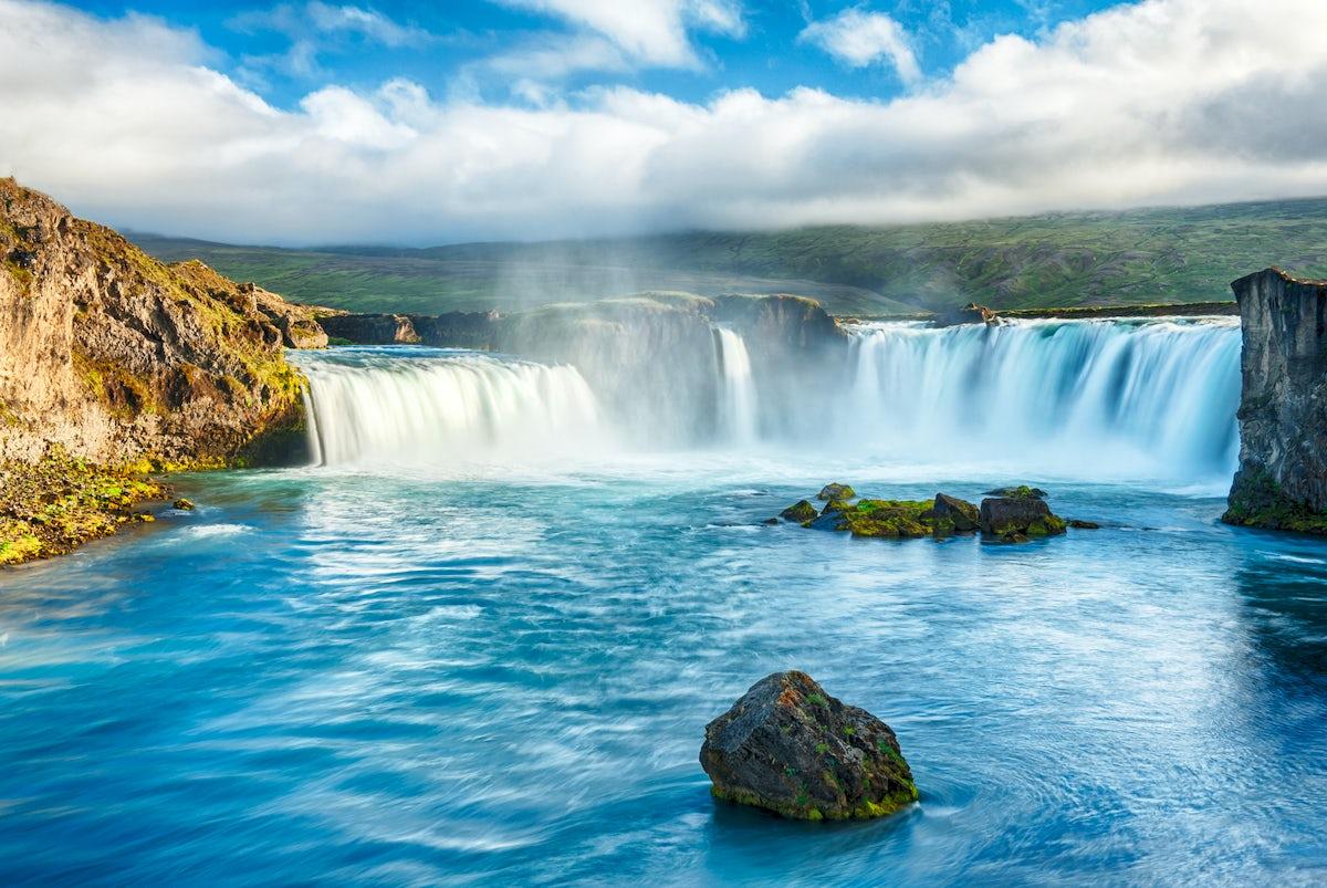 The Diamond Circle: A scenic Icelandic route