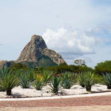 La Peña de Bernal: one of Mexico's 13 wonders