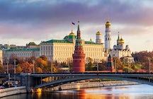 Rusia: una belleza humilde del país más grande