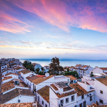 Altea, a charming coastal town in Alicante
