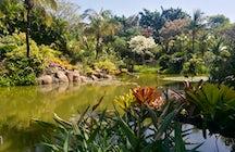 La Rinconada Ecoparque, naturaleza en Santa Cruz
