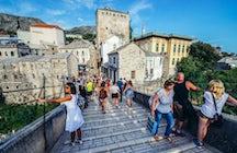 Paseo atemporal en Mostar
