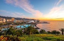 Glisse et soleil à Tenerife