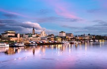 Valdivia: the pearl of the Chilean south