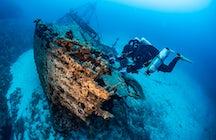 Vis und seine versteckten Unterwasserjuwelen