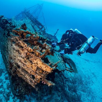 Vis and its hidden underwater gems