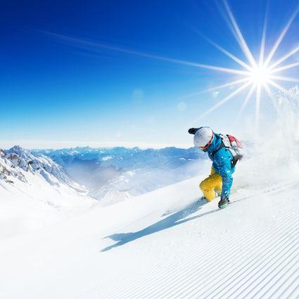 Groter is beter: Top 3 van grootste skigebieden in Oostenrijk