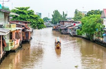 Bangkok from the water: khlong boat trip