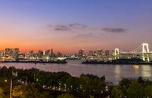Odaiba: o paraíso turístico e de entretenimento de Tóquio