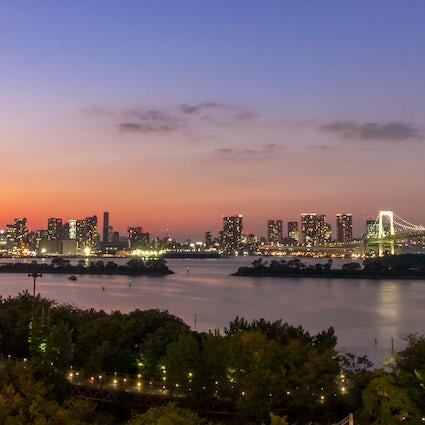 Odaiba: paradiso turistico e del divertimento di Tokyo