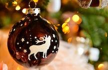 Celebrate European Christmas in Moscow