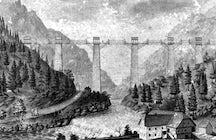 El oleoducto industrial más antiguo - Hiking Track