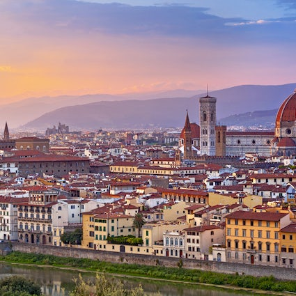 Beauty Around Every Corner in Florence