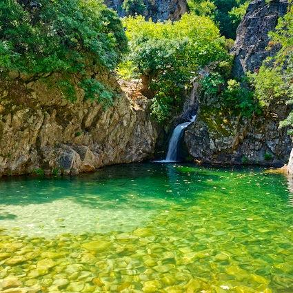 Uw geheime Griekse eiland; hippie Samothraki