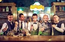 Bratislava's unique cocktail bars
