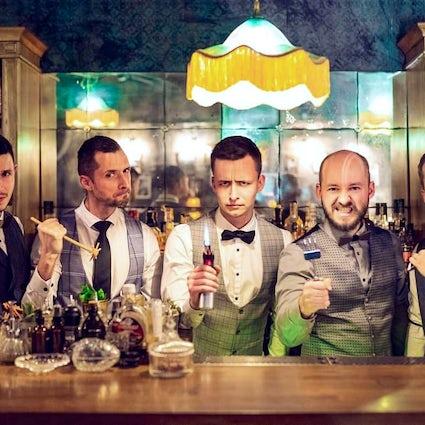 De unieke cocktailbars van Bratislava