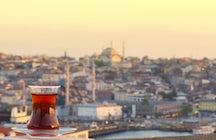 Seu guia para a melhor comida com a melhor vista em Istambul