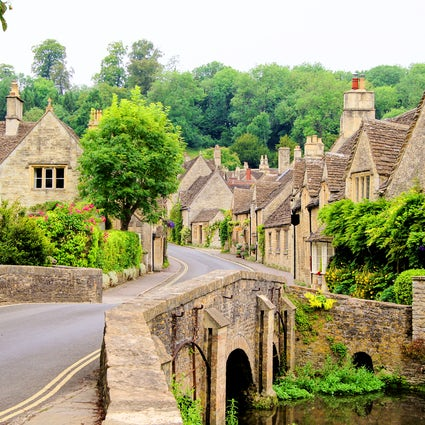 Pretty English villages part 1