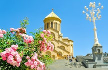 Sameba Cathedral - the symbol of the Georgian national and spiritual revival