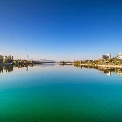 Neue Donau - El mar de Viena