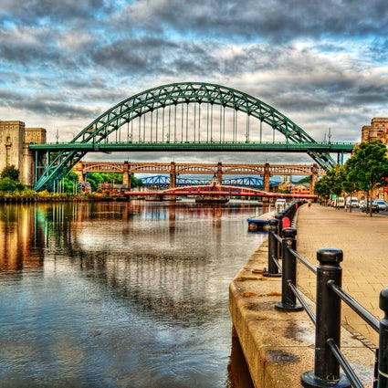 Kulturelle Überraschungen in Newcastle