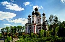 Kloster Curchi: ein religiöses Erbe von Bessarabien