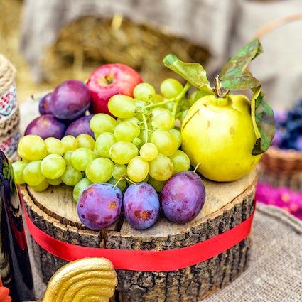 Moldawiens Weinfest