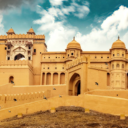 Amer Fort: Jaipur's surreal beauty