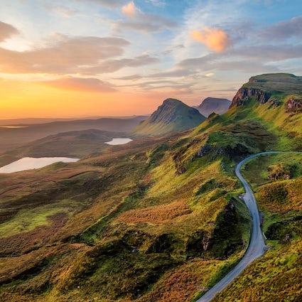 Het vinden van wild Schotland deel 1