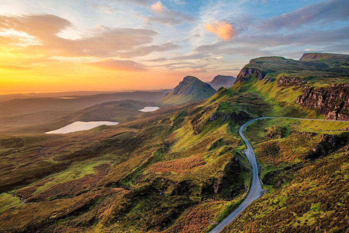 Finding wild Scotland part 1