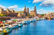 Dresden: Florença no Elba
