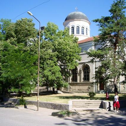 Visite de Yambol, joyau bulgare