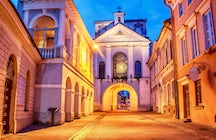 A miraculous place in Vilnius - the Gate of Dawn